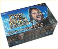 lotr tcg lotr sealed product battle of helm s deep starter box