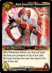 warcraft tcg dungeon deck treasure high inquisitor whitemane