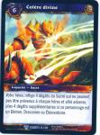 warcraft tcg war of the elements french holy wrath french