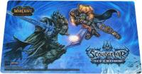 warcraft tcg playmats icecrown epic collection playmat