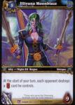 warcraft tcg fields of honor illiyana moonblaze
