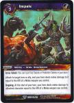 warcraft tcg reign of fire impale