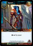 warcraft tcg foil hero cards jaenel