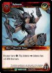warcraft tcg foil hero cards joleera