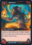 warcraft tcg throne of the tides french kalam ti french