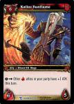 warcraft tcg march of legion kallas sunflame