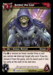 warcraft tcg fields of honor keldor the lost