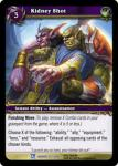 warcraft tcg fields of honor kidney shot