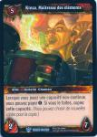 warcraft tcg throne of the tides french kinza mistress of the elements french