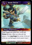 warcraft tcg battle of aspects knife throw