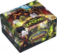 warcraft tcg warcraft sealed product march of the legion booster box