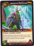 warcraft tcg war of the elements french malfurion stormrage french
