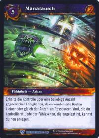 warcraft tcg worldbreaker foreign mana shift german