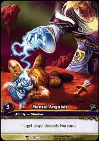 warcraft tcg extended art mental anguish ea
