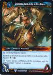 warcraft tcg throne of the tides french militia commander balor french