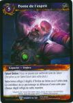 warcraft tcg war of the elements french mind melt french