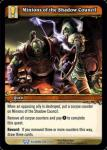 warcraft tcg the hunt for illidan minions of the shadow council