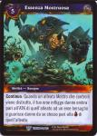 warcraft tcg throne of the tides italian monstrous essence italian