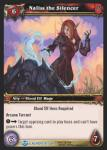 warcraft tcg blood of gladiators naliss the silencer
