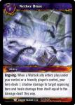 warcraft tcg dungeon deck treasure nether blast