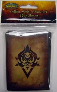 warcraft tcg warcraft sealed product neutral deck sleeves