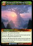 warcraft tcg crown of the heavens nordrassil the world tree