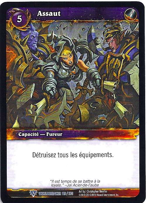 Onslaught (French)