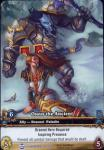 warcraft tcg extended art ossus the ancient ea