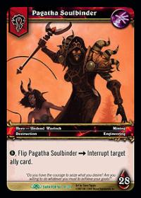 warcraft tcg archives pagatha soulbinder