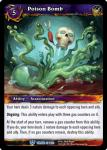 warcraft tcg throne of the tides poison bomb