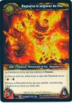warcraft tcg war of the elements french ragnaros french