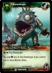 warcraft tcg throne of the tides rawrbrgle