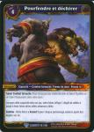 warcraft tcg war of the elements french rend and tear french