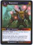 warcraft tcg class decks 2011 fall repentance cd
