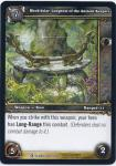 warcraft tcg class decks 2010 rhok delar longbow of the ancient keepers