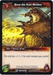 warcraft tcg reign of fire roza the star mother
