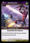 warcraft tcg fields of honor ruthlessness