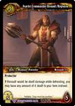 warcraft tcg dungeon deck treasure scarlet commander renault mograine