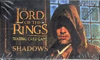 lotr tcg lotr sealed product the shadows booster box
