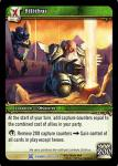 warcraft tcg drums of war silithus