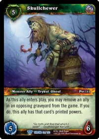 warcraft tcg throne of the tides skullchewer