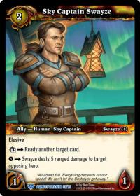 warcraft tcg battle of aspects sky captain swayze