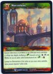 warcraft tcg war of the elements french skywall french
