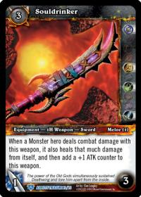 warcraft tcg battle of aspects souldrinker