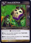 warcraft tcg icecrown soul of the dead