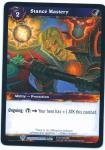 warcraft tcg class decks 2011 fall stance mastery cd