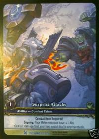 warcraft tcg extended art surprise attacks ea