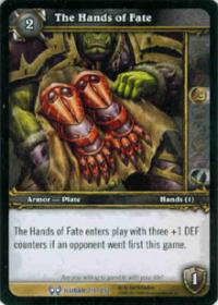 warcraft tcg the hunt for illidan the hands of fate