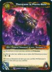 warcraft tcg war of the elements french therazane the stonemother french
