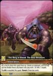 warcraft tcg extended art the ring of blood the blue brothers ea